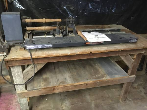 Photo AMT Wood Lathe  Sears Copy Crafter - $50 (Maquoketa)