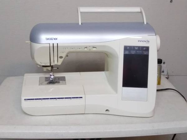 Photo Brother 1500D Sewing  Embroidery Machine in very good condition - $600 (Rockford)