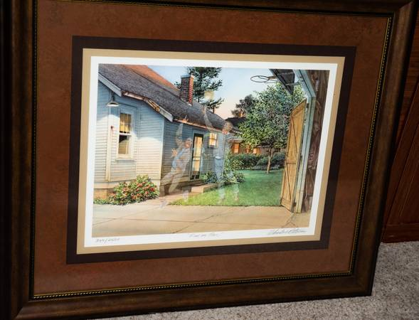 Photo Charles Peterson quotOne on Onequot - $225 (Galena)