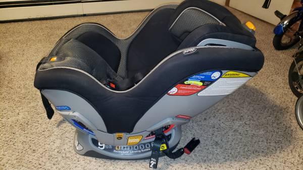 Chicco NextFit Car Seat - $50 (Farley)