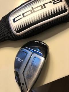 Photo Golf clubs - Cobra Max Hybrids - $75 (Peosta)
