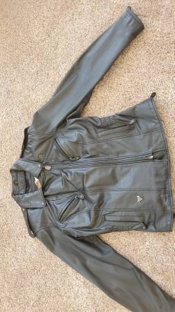 Photo Harley Davidson Womens Leather Jacket - $125 (Kieler, WI)