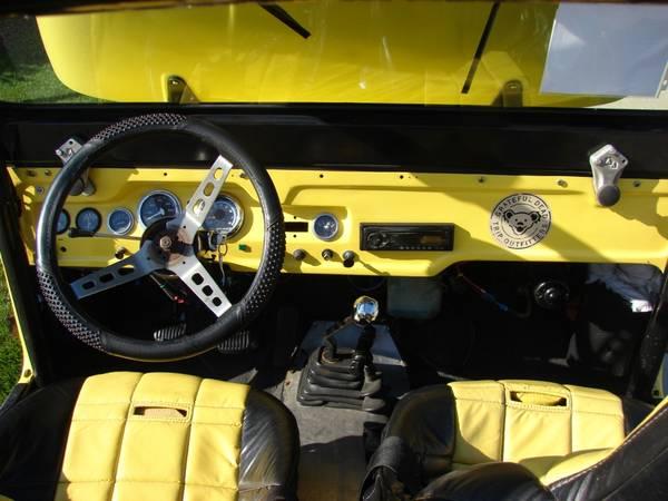 Photo Jeep CJ5 - $7500 (Peosta)