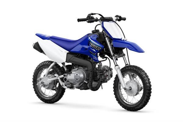 Photo NEW 2021 Yamaha TT-R 50  Electric start Clutchless 3-speed youth bike - $1,699 (Johnson Creek)