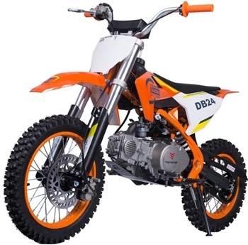 Photo New DB24 Gas powered 110cc Youth Dirt Bikes - $949 (www.Q9PowerSports.net)