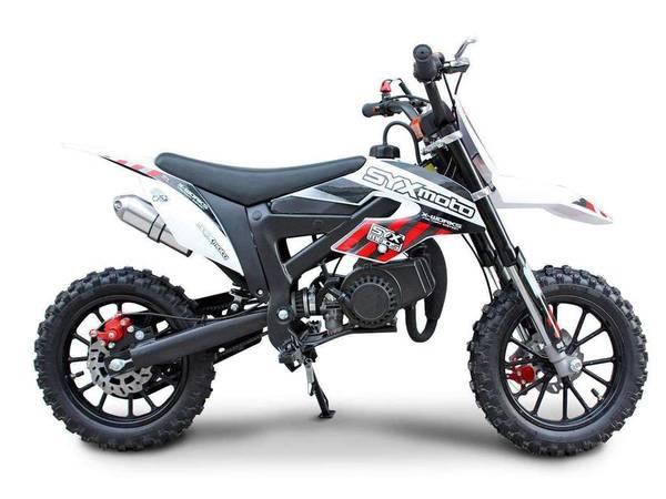 Photo New SYXMOTO 60cc Small Kids Dirt bikes - $625 (www.Q9PowerSports.net)
