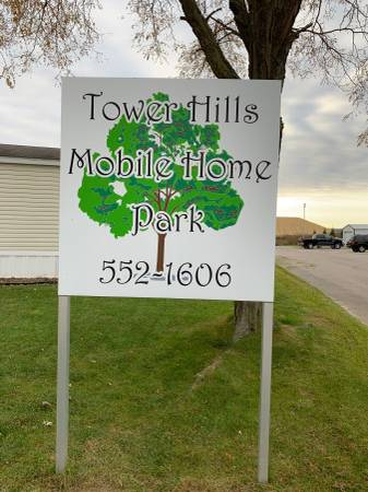 Photo OPEN LOT IN TOWER HILLS MOBILE HOME PARK (DUBUQUE)