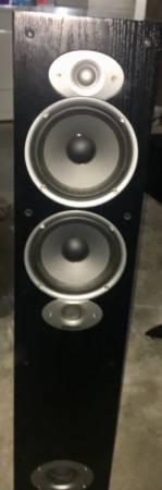 Photo Polk Audio Rti A5 Tower Speaker - $140 (Dubuque)