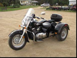 Photo Suziki Boulevard wLehman Trike Kit - $6,000 (Waunakee)