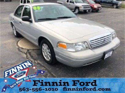 Photo Used 2008 Ford Crown Victoria LX for sale