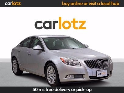 Photo Used 2011 Buick Regal CXL for sale