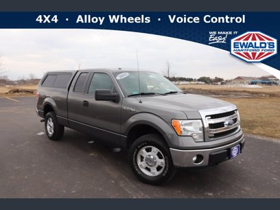Photo Used 2013 Ford F150 XLT for sale