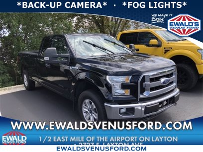Photo Used 2016 Ford F150 XLT for sale