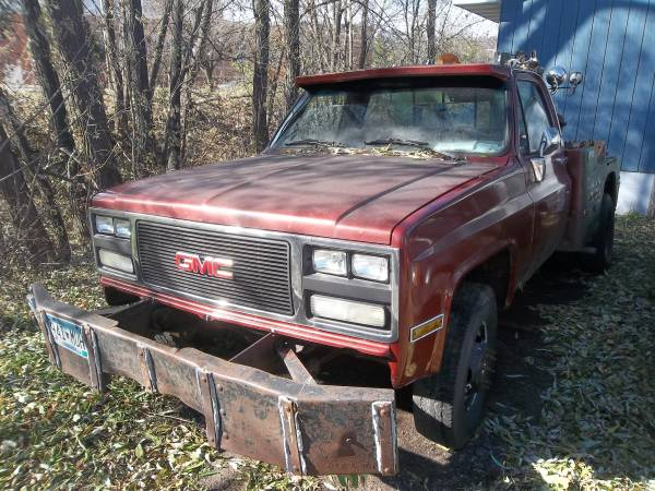 Photo 1975 CHEVY TOW TRUCK 4X4 (DULUTH MN)