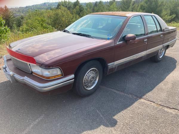 Photo 1992 Buick Roadmaster - $1,000 (Duluth)