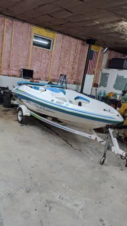 Photo 1996 Searay Jet boat - $500 (Duluth)