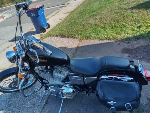 Photo 2000 Harley Davidson Sportster - $3,500 (Duluth)