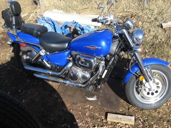 Photo 2004 Suzuki Marauder 800 - $2,200 (Duluth)