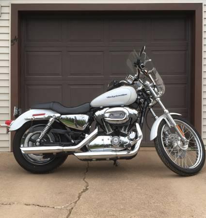 Photo 2006 Harley Davidson Sportster 1200 Cust - $4,700 (Esko)