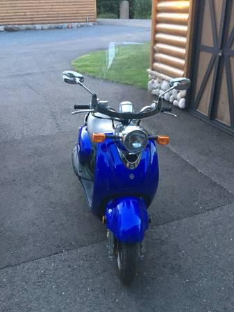 Photo 2007 Yamaha Vino 125cc - $2,200 (Duluth)