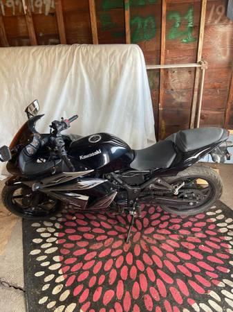 Photo 2009 Kawasaki ninja 250r for sale - $3,000 (Duluth)
