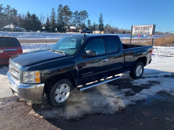 Photo 2012 Chevy Silverado 1500 Lt  4x4 Sale Price - $14,999 (Hermantown Easy Street Auto LLC)