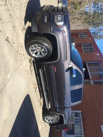 Photo 2016 GMC Sierra 1500 All Terrain - $31000 (Hibbing)