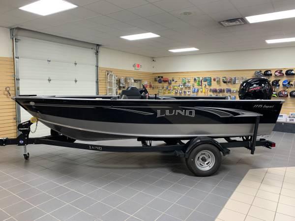 Photo 2019 Lund Impact 1775 SS, Mercury 115 Pro XS, Shorelander - $33,900 (Duluth, MN)