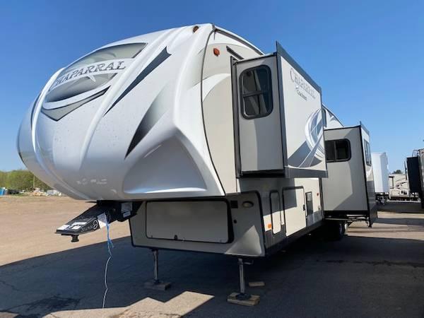 Photo 2020 COACHMEN CHAPARRAL 392MBL FIFTH WHEEL - $49,220 (Oak Lake RV Sales Moose Lake MN)