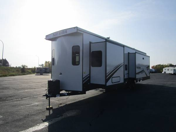 Photo 2021 Forest River RV Sierra Destination Trailers 393RL - $48,495 (Oak Lake RV Sale, Moose Lake MN)