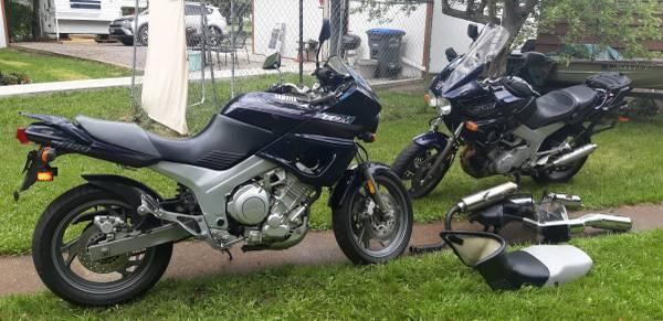 Photo (2) Yamaha TDM 850 - $3,000 (Duluth)