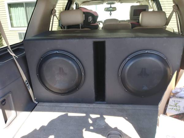 Photo 2 jl audio 13w1v2 - $325 (Duluth)