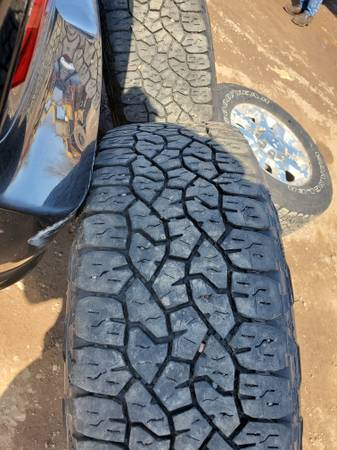 Photo 34 ton Chevy rims wheels 8 lug - $450 (Proctor)