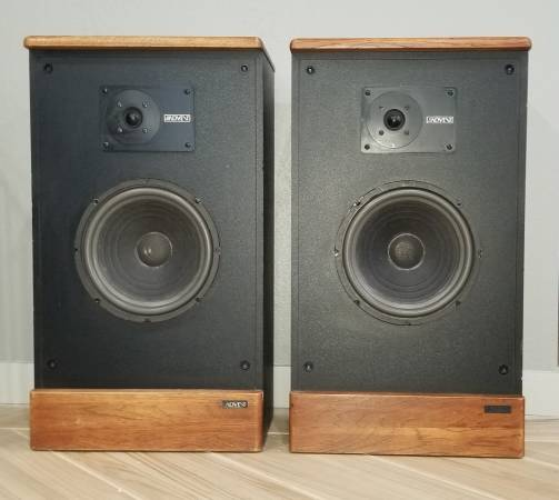Photo Advent Legacy Speakers - $250 (Proctor)