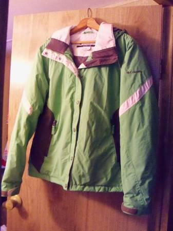 Photo Columbia Womans Jacket - $10 (Bovey, MN)
