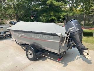 Photo Crestliner 1650 Pro Tiller - $18,000 (Grand Rapids)