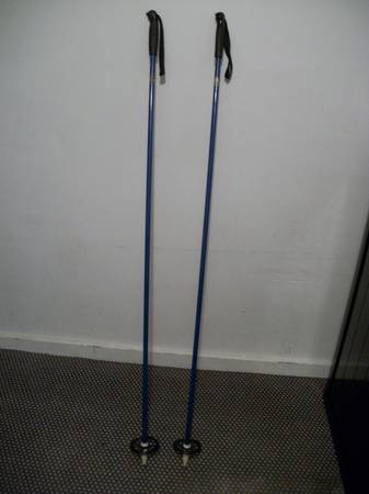 Photo Cross Country Ski Poles, New, Never Used - 145cm - $55 (Duluth)