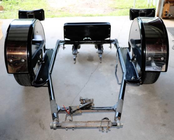 Photo Custom Voyager Trike Kit - $2,400 (Nashwauk)
