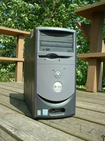 Photo Dell Dimension 2400 Computer - $40 (Moose Lake)