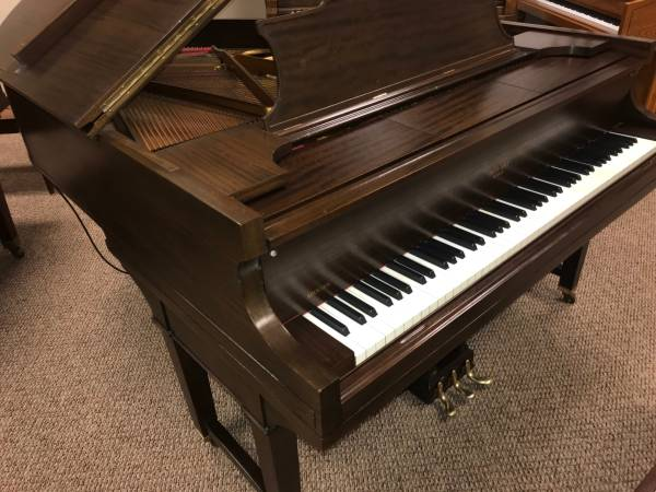 Photo Duo Art Player Grand Piano, Fully Restored Best Offer - $5,499 (duluth)