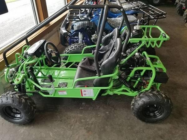 Photo GO-CART Tao 110cc Go-Kart CLOQUET - $1399 (Cloquet)