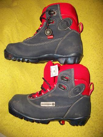 Photo Kid Cross County Ski Boots, Size 31, Excellent Shape, Used Once - $35 (Duluth)
