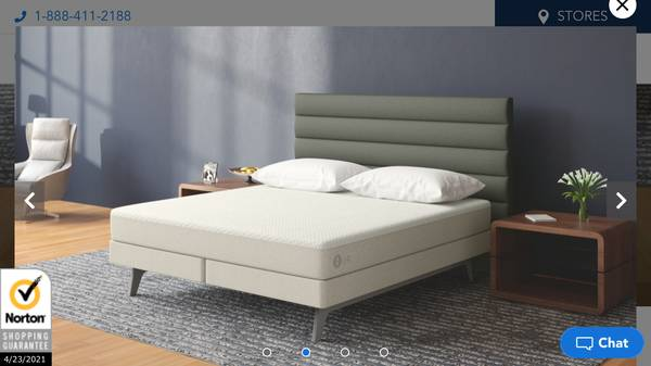 Photo King Size Sleep Number Bed $650 OBO