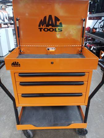 Photo Mac Tools Tool BoxCart - $399 (Duluth)