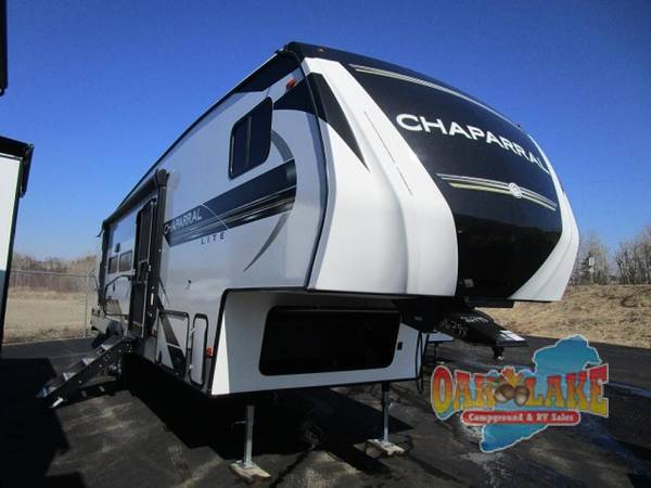 Photo New 2021 Coachmen RV Chaparral Lite 274BH Fifth Wheel - $39,826 (Oak Lake RV Sales Moose Lake)