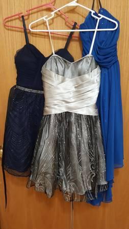 Photo Prom Dress  Formal Dresses - $30 (Canyon)