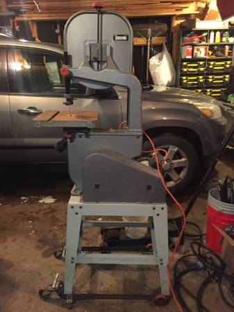 Photo Rigid 14 Bandsaw - $300 (Hermantown)