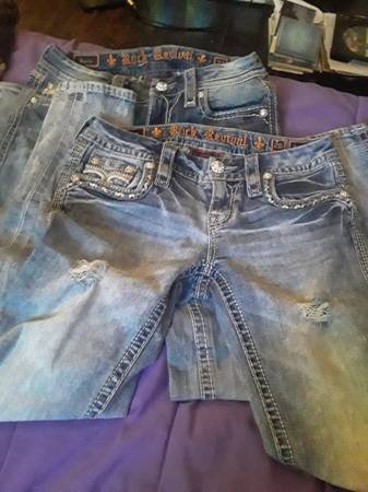 Photo Rock revival womens jeans - $50 (Superior)