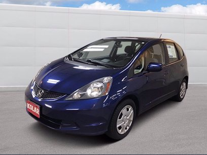 Photo Used 2012 Honda Fit  for sale
