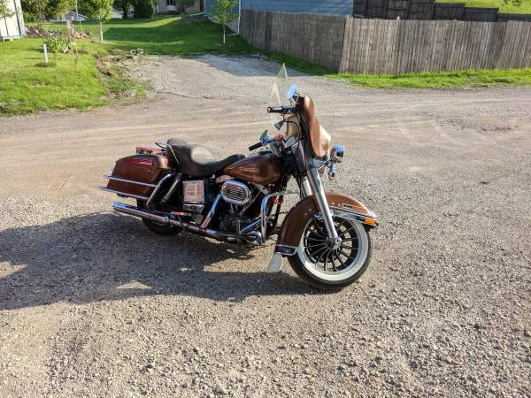 Photo WTB Vintage Harley Davidson Parts - $1 (Hermantown)
